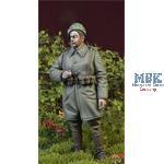 "WWII Belgian Mountain Trooper ""Chasseur Arbennais"""