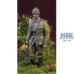 WWII Belgian Infantryman 1940