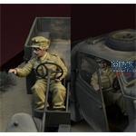 WWII British ATS Driver