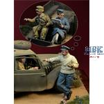 War Flirtation - Battle of Britain 1940 - 3 Figure