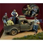 I shot´em down - Battle of Britain - 6 Figures Set