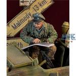 Waffen SS NCO Schwimmwagen Crew Ardennes 1944