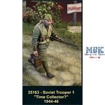 """Soviet Trooper 1 """"Time Collector?"""", 1944-46"""