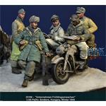 Waffen SS Unternehmen Frühlingserwachen 1945