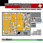 Hetzer early/mid/late PE detail up set