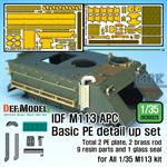 IDF M113 APC Basic PE Detail up set