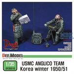 USMC ANGLICO Team Korea winter 1950/51