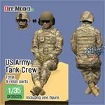 Modern US Army Tank crew rest (1)