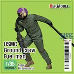 Modern USMC Ground crew- Fuel man