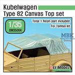 Kübelwagen Type 82 Canvas Top