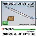 U.S. M10 GMC 3in. Gun Barrel Set