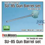 SU-85 TD D-5S Barrel / Mantlet set