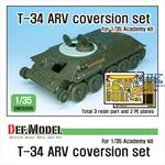 Soviet T-34 ARV coversion set