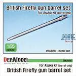 British Sherman Firefly metal barrel
