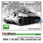Soviet T-34 ARV 1945 conversion set