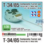 T-34/85 Composite turret set Mod.45