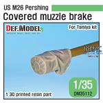 US M26 Pershing Covered muzzle brake set