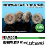 IMV Bushmaster Sagged wheel set