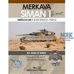 Merkava Siman 1 in IDF Service pt. 2