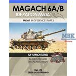 Magach 6 A/B IDF Patton M60A1 pt 3