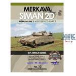 Merkava Siman 2D in IDF Service pt. 3