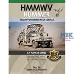 HMMWV Hummer in IDF Armour Series No 16