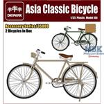 Asian Classic Bicycle