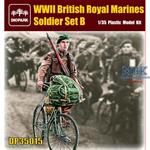 British Royal Mariens Soldier Set B