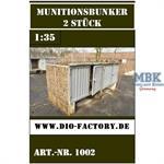 Munitionsbunker, Bundeswehr