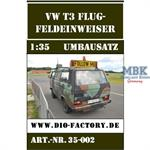 "VW T3 Bus ""Follow Me"""