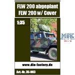 FLW200, abgeplant
