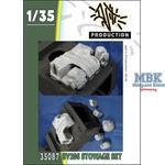 BV206 Stowage set
