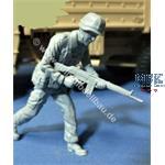 Soldat 7, mit G3, laufend, ca. 1995