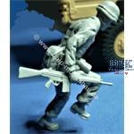 Soldat 8, mit G3, laufend, ca. 1995