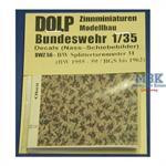 BW Splittertarnmuster 31 -  Decals
