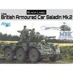 British Armored Car Saladin Mk.II