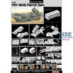 MIM-104B Patriot SAM (PAC-1) w/M983 HEMTT
