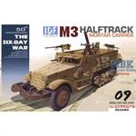 IDF M3 Halftrack Mortar Carrier   Six day war