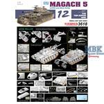IDF Magach 5 w/ERA and Mine Roller