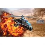 WZ-10 PLA Stealth Helicopter 1:144