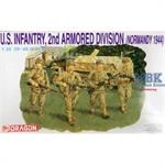U.S. Infantry, 2nd Armored Div.