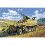 Sd.Kfz. 251/21 Ausf. D - Drilling MG 151