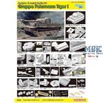 Gruppe Fehrmann Tiger I w/ Magic Tracks Sd Kfz 181
