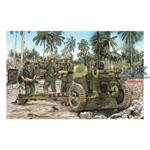 105mm Howitzer M2A1 & Carriage M2A2 ~ Smart Kit