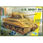 M4A1 Sherman DV