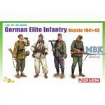 German Elite Infantry Russia 1941-43