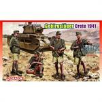 Gebirgsjäger Crete 1941