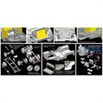 ¼ Ton Armored 4x4 Truck w/Bazookas ~ Smart Kit