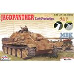Jagdpanther early Production 2 in 1 w/ Zimmerit