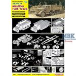 "German Half-Track Truck ""Maultier"" ~ Smart Kit"